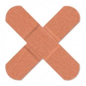 cross-bandages